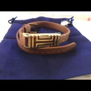 Tory Burch Double Wrap Fitbit